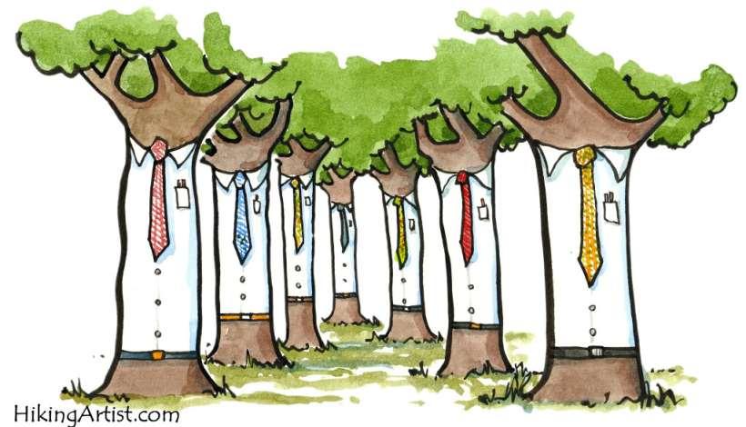 tie-treesby-HikingArtist